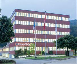 Teca-Print Hauptsitz