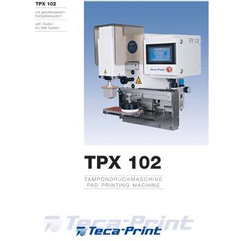 Tampondruckmaschine TPX 102