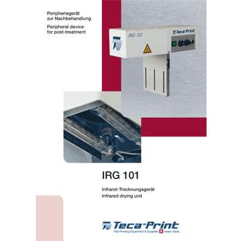 Infrarot-Trocknungsgeraet IRD 101