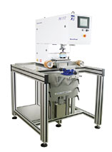 Tampondruckmaschinen TPX 112 mit Gestell