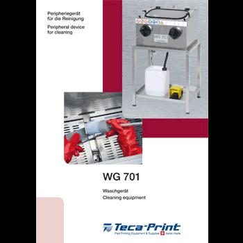 Peripheriegerät für die Reinigung WG 701