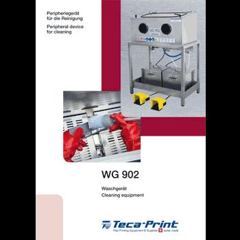 Waschgerät WG 902