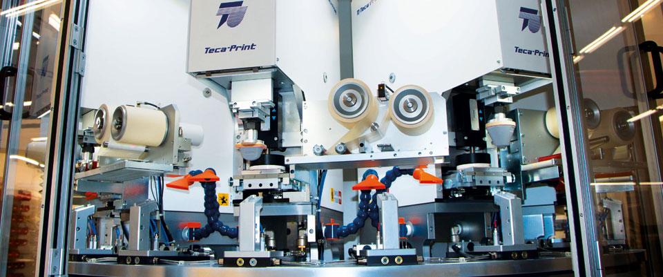 Individuell entwickelte Tampondruckanlagen