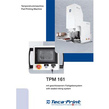 Pad printing machine TPM 161