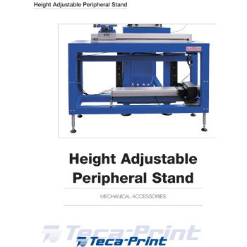 Height Adjustable Peripheral Stand