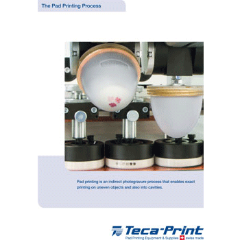 Teca-Print Pad Printing Process short version